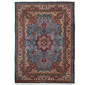 Link to 8' 4 x 11' 2 Mashad Persian Rug