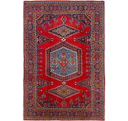 Link to 7' 8 x 11' 5 Viss Persian Rug