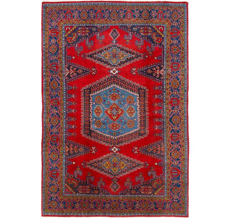 235cm x 348cm Viss Persian Rug