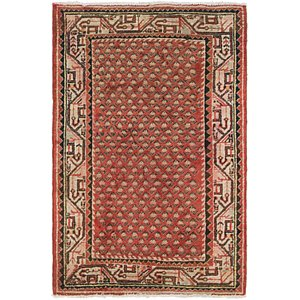 Link to 2' 9 x 4' 2 Botemir Persian Rug item page