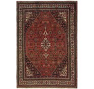 Link to 6' 8 x 9' 5 Hamedan Persian Rug