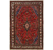 Link to 6' 6 x 9' 6 Hamedan Persian Rug