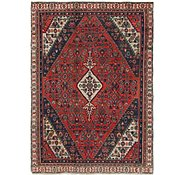 Link to 6' 3 x 9' Hamedan Persian Rug