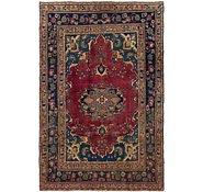 Link to 6' 3 x 9' 3 Mashad Persian Rug