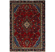 Link to 6' 6 x 9' 4 Hamedan Persian Rug