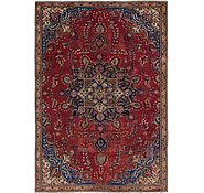 Link to 225cm x 320cm Mashad Persian Rug