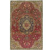 Link to 5' 4 x 8' Tabriz Persian Rug