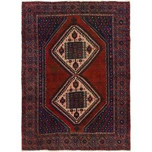 Link to 165cm x 230cm Hamedan Persian Rug item page