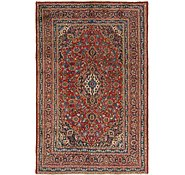 Link to 6' 5 x 9' 7 Mashad Persian Rug