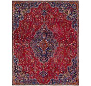 Link to 6' 9 x 8' 5 Mashad Persian Rug