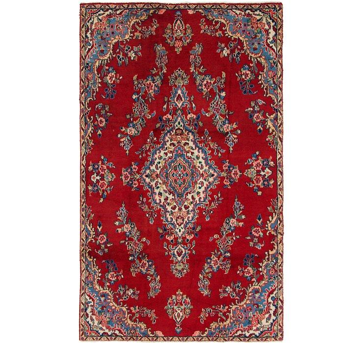 5' 2 x 8' 7 Shahrbaft Persian Rug