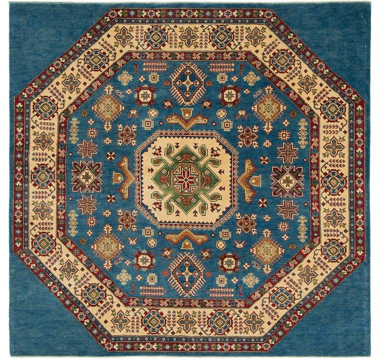 7' 9 x 8' Kazak Square Rug