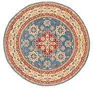 Link to 245cm x 245cm Kazak Round Rug