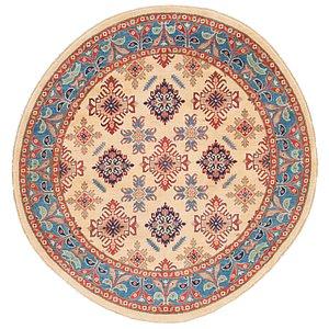 Unique Loom 6' 5 x 6' 6 Kazak Round Rug