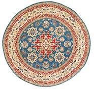 Link to 7' 6 x 7' 9 Kazak Round Rug