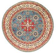 Link to 7' 9 x 7' 10 Kazak Round Rug
