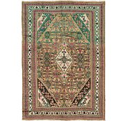Link to 6' 10 x 9' 9 Hamedan Persian Rug