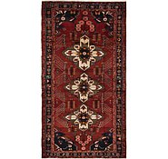 Link to 5' x 9' 3 Hamedan Persian Runner Rug
