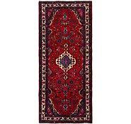 Link to 130cm x 305cm Hamedan Persian Runner Rug
