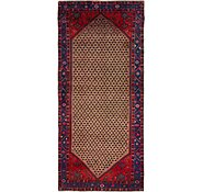 Link to 4' 6 x 10' 5 Koliaei Persian Runner Rug