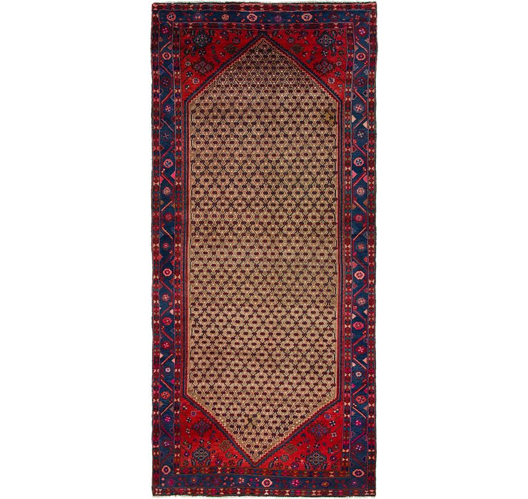 4' 6 x 10' 5 Koliaei Persian Runner ...