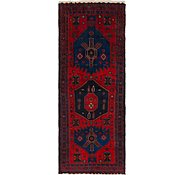 Link to 4' 4 x 11' 4 Meshkin Persian Runner Rug