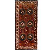 Link to 4' 6 x 10' 2 Shiraz Persian Runner Rug