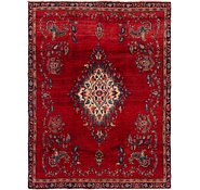 Link to 5' 8 x 7' 8 Mashad Persian Rug
