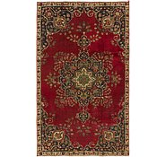 Link to 4' 9 x 8' Tabriz Persian Rug
