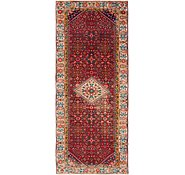 Link to 4' 5 x 10' 9 Hossainabad Persian Runner Rug