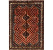 Link to 6' 4 x 8' 9 Shiraz Persian Rug