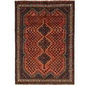 Link to 193cm x 267cm Shiraz Persian Rug