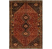 Link to 7' 4 x 10' 5 Shiraz Persian Rug