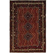 Link to 6' 7 x 9' 5 Shiraz Persian Rug