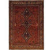 Link to 7' x 9' 10 Shiraz Persian Rug