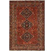 Link to 7' x 10' Shiraz Persian Rug