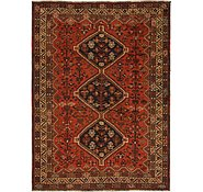 Link to 225cm x 305cm Shiraz Persian Rug