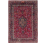 Link to 6' 5 x 9' 6 Mashad Persian Rug