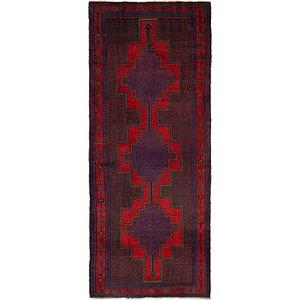 Link to 5' x 12' 6 Sanandaj Persian Runne... item page