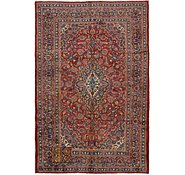 Link to 6' 5 x 9' 7 Mashad Persian Rug