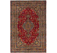 Link to 6' 3 x 9' 3 Mashad Persian Rug