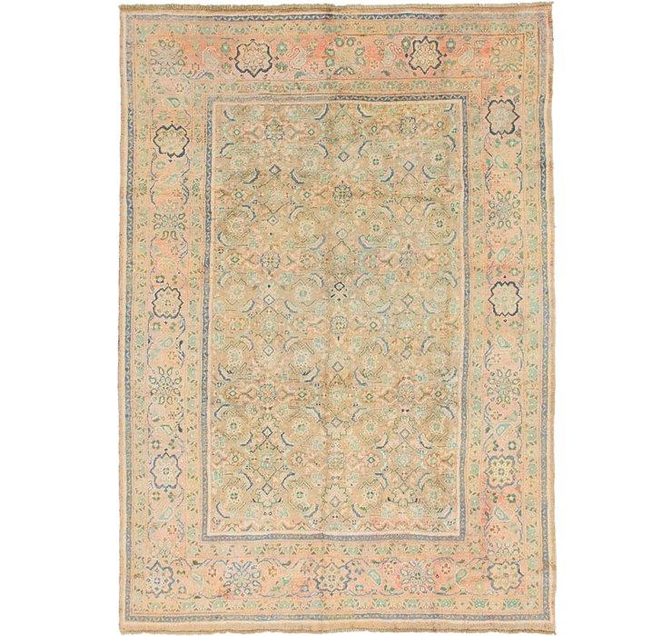7' 4 x 10' 7 Farahan Persian Rug