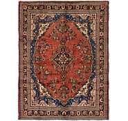 Link to 7' 2 x 9' 5 Hamedan Persian Rug