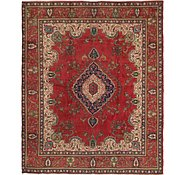Link to 10' x 12' Tabriz Persian Rug