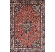 Link to 7' 3 x 10' 6 Mashad Persian Rug