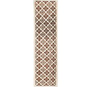 Link to 2' 8 x 9' 9 Moroccan Oriental Runner Rug