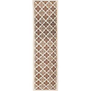 2' 8 x 9' 9 Moroccan Oriental Runne...