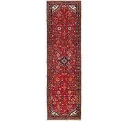 Link to 2' 9 x 9' 7 Hamedan Persian Runner Rug