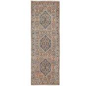 Link to 2' 7 x 7' 4 Bidjar Persian Runner Rug