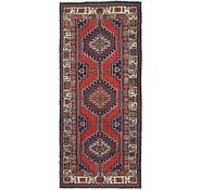 Link to 2' 9 x 6' 5 Heriz Runner Rug